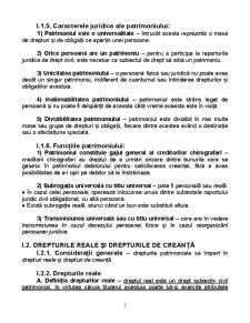 Drept Civil Roman - Drepturi Reale - Pagina 3