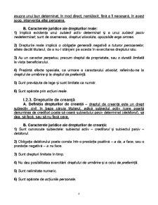 Drept Civil Roman - Drepturi Reale - Pagina 4