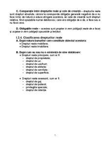 Drept Civil Roman - Drepturi Reale - Pagina 5