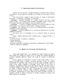 Intranetul - Mijloc de Comunicare Eficienta - Pagina 5