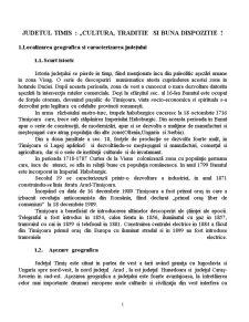 Judetul Timis - Pagina 1