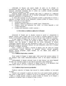 Studiu privind Contabilitatea și Gestiunea Surselor de Finanțare ale Întreprinderii - Pagina 5