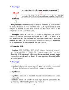 Legislatie si Drept Comercial - Pagina 2