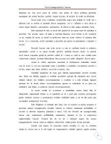 Riscul Managementului Bancar - Pagina 4