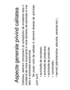 Asigurarea Calitatii - Pagina 1