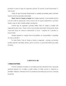 Organizarea Magistraturii - Pagina 3