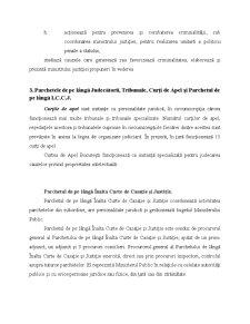 Organizarea Magistraturii - Pagina 5