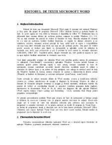 Microsoft Word - Incepatori - Pagina 1