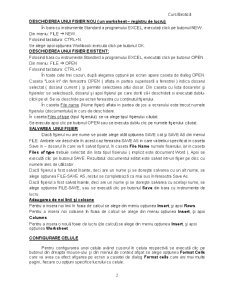 Microsoft Excel - Incepatori - Pagina 2
