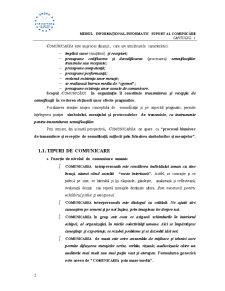Mediul Informational-Informatic Suport al Comunicarii - Pagina 4