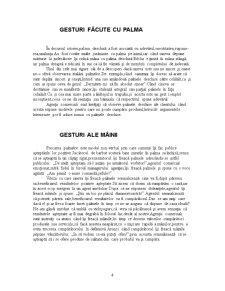 Limbajul Trupului - Pagina 4