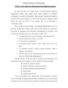 Gestiunea Electronică a Documentelor - Pagina 3