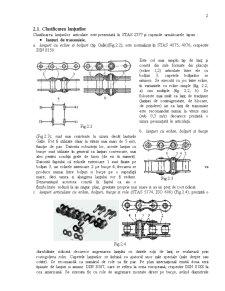 Studiul Geometriei și Portanței Transmisiilor prin Lanțuri și Curele Dințate - Pagina 2