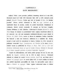 Literatura Romana in Epoca Interbelica - Pagina 4