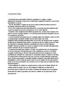 Enzime Utilizate in Biosinteza Proteinelor - Pagina 3