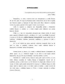 Echilibrul Financiar al Întreprinderii - Pagina 2