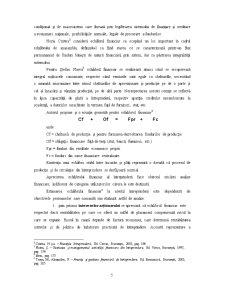 Echilibrul Financiar al Întreprinderii - Pagina 4