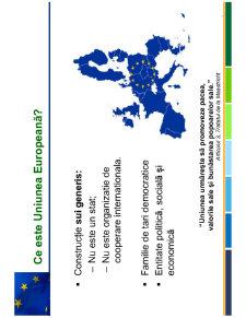 Curs Uniunea Europeana - Pagina 2