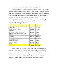 Gestiunea Riscului de Credit - Banca Romaneasca - Pagina 4