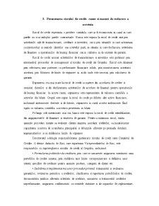 Gestiunea Riscului de Credit - Banca Romaneasca - Pagina 5
