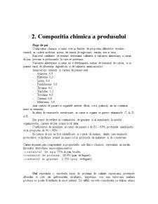 Sistemul HACCP pentru Produsul Snitel de Pui Pane - Pagina 3