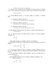 Fundamentele Teoretice ale Analizei Economico-Financiare în Sistemul Economic - Curs 2 - Pagina 2