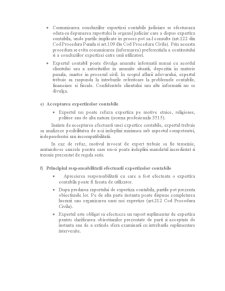 Expertiza Contabila Atribut Al Profesiei Contabile Libere - Pagina 5