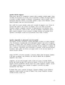 Piata de Asigurari din Romania - Pagina 3