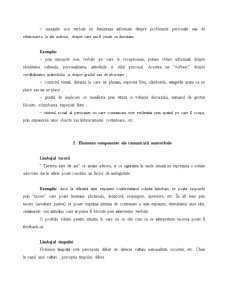 Comunicarea Nonverbală - Pagina 5