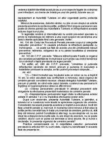 Drepurile Detinutilor Minori - Pagina 3