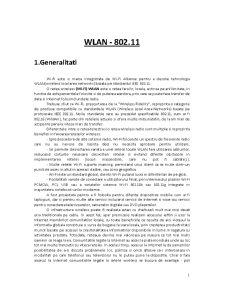 Tehnologii Wireless in Retele Mobile - Pagina 2