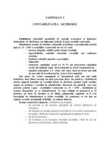 Contabilitate Aprofundata - Pagina 1