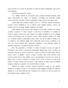 Raspunderea Civila Pentru Prejudiciul Ecologic - Pagina 5