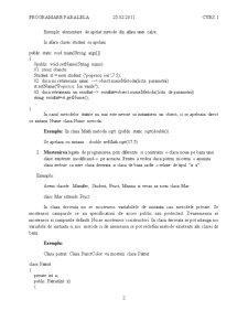 Programare Paralela - Pagina 2