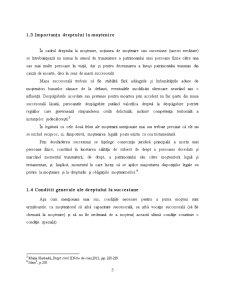 Rezerva Succesorală în Noul Cod Civil - Pagina 5