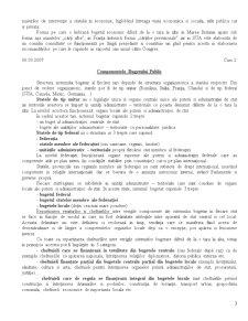 Buget de Stat si Trezorerie - Pagina 3