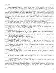 Buget de Stat si Trezorerie - Pagina 5