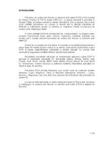 Procese Mecanice și Metalurgice la Sudarea FSW a Aliajelor de Aluminiu - Pagina 2