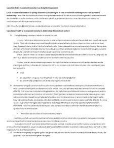 Obiectul și Caracteristicile Economiei Monetare - Pagina 2