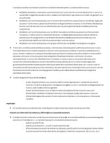 Obiectul și Caracteristicile Economiei Monetare - Pagina 3