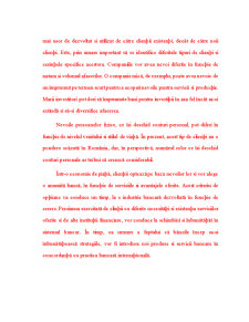 Clientii unei Banci si Serviciile Oferite - Pagina 4