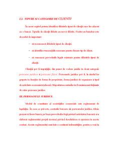 Clientii unei Banci si Serviciile Oferite - Pagina 5