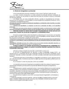Raport de Audit - SC Matizol SA - Pagina 5