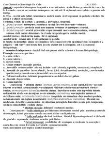 Medicina Generala - Pagina 1