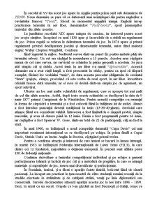 Istoricul Jocului de Tenis - Pagina 5