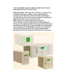 Automatizarea și Protecția Sistemelor Electroenergetice - Pagina 2