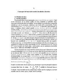 Concepte de Bază ale Teoriei Circuitelor Electrice - Pagina 1
