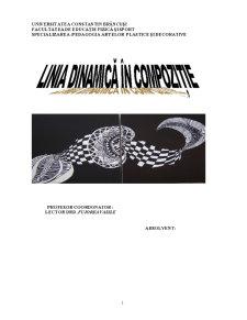 Linia Dinamică în Compoziție - Pagina 1