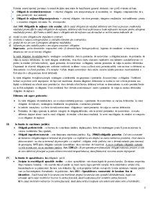 Drept Civil - Obligatii - Pagina 3