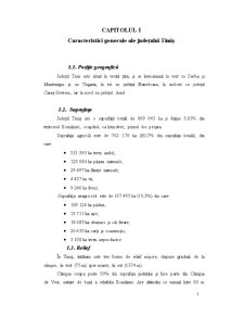 Potențialul Agricol în Județul Timiș - Pagina 4